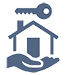 shield landlord icon